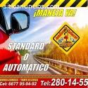 Maneja seguro en Autoescuela aparta