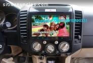 Mazda BT50 Car radio stereo GPS android