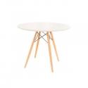 Mesa luna de cristal mesas minimalistas