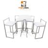 Mesas periqueras booths muebles en venta