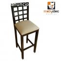 Mesas y sillas periqueras para negocios