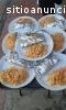 Mixiotes de Cerdo y Pollo Don Cesar