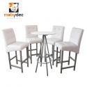 Mobiliario lounge sillas periqueras