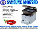 MULTIFUNCIONAL SAMSUNG M4072FD