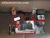 Nintendo Switch Console + 2 juegos