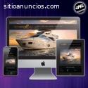 Página Web Profesional autoadministrable