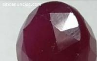 Piedra preciosa en venta, Rubí