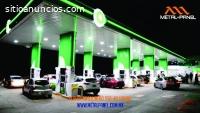 Plafon Gasolinero KR12 Lamina.- Venta y