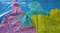 Poncho impermeable para lluvia