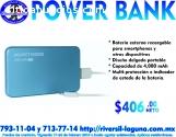 POWER  BANK PERFECTO CHOICE