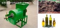 Prensa de aceite para palma africana