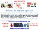 Productos y artículos para la limpieza,