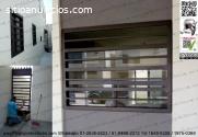 Protectores instal en el Fracc CerradasM