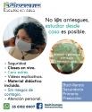 ¡Que el coronavirus no te detenga!