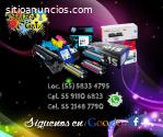 RECARGA DE CARTUCHOS TINTA Y TONER