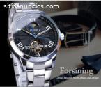 Reloj Forsining hombres clásicos