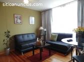 Renta de apartamento con dos habitacione