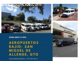 RENTA DE AUTOS CON CHOFER AEROPUERTOS