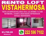RENTO LOFT VISTAHERMOSA