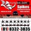 Rhino spikes picos para bardas cadillos