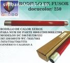 Rodillo de calor xerox docucolor 250/24