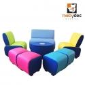 Sala lounge kids balloon mobydec muebles
