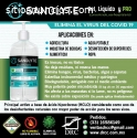 Sanolyte sanitizante líquido, gel