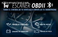 ScanMóvil OBDII Bluetooh para coches