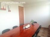 SERVICIO DE OFICINAS AMUEBLADAS