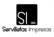 Servilletas Impresas en Guadalajara