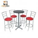 Sillas y mesas periqueras en venta