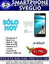 SMARTPHONE SVEGLIO CEL-66