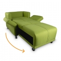 Sofa cama individual sillones mobydec