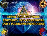 Software Esotérico 100% Profesional