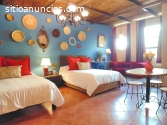 Suite CUATRO personas en Guadalupe Inn