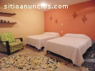Suites furnished with all the services t