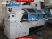 """TORNO CNC SUPERMAX 18"""" x 21"""" EN VENTA"""