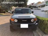 Toyota FJ Cruiser 2013 4X4