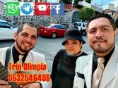 trio musical ciudad de mexico