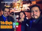 trio musical en Tlalpan Centro CDMX