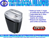 TRITURADORA FELLOWES