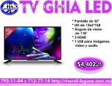 TV GHIA LED
