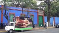 Vallas Móviles en Ayala, Morelos.
