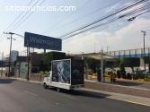 Vallas Móviles en Comitán de Dominguez