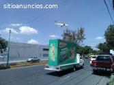 Vallas Móviles en Ensenada, BC