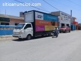 Vallas Móviles en La Paz B.C Sur