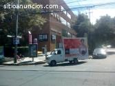 Vallas Móviles en Sn Fco de Campeche