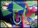 Variedad de Modulares Juegos Infantiles