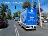 Vende Más, Vallas Móviles en Zacatelco