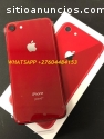 Venta iPhone 8 (PRODUCT)RED 64GB $370